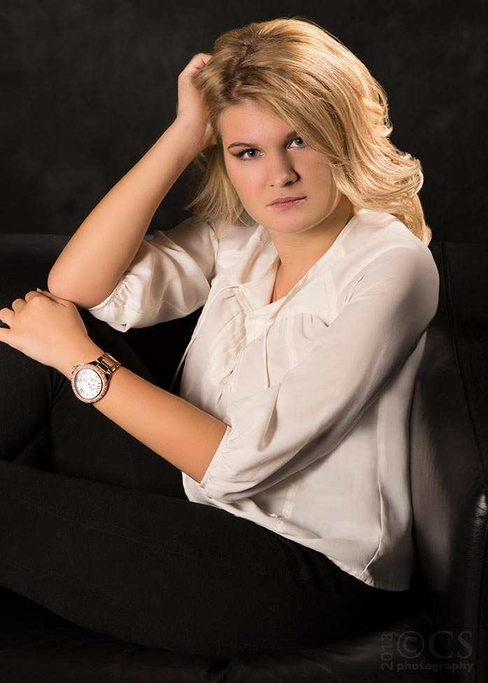 Portraits by Candra Schank Photography in Owen Sound.