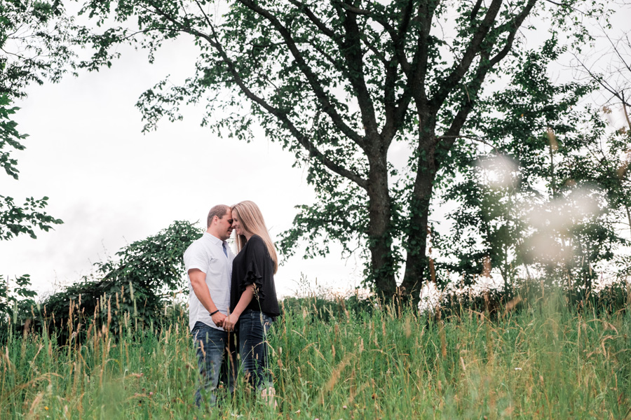 Engagement Session by Candra Schank Photography. Grey Bruce Wedding Photographer. Owen Sound Wedding Photographer.