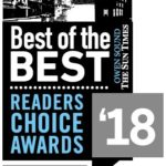 best of the best readers choice awards